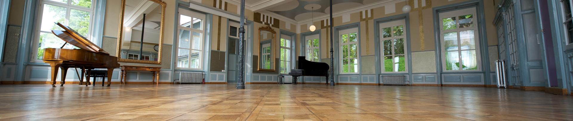 the aula
