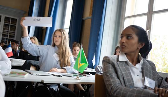 brazil delegate